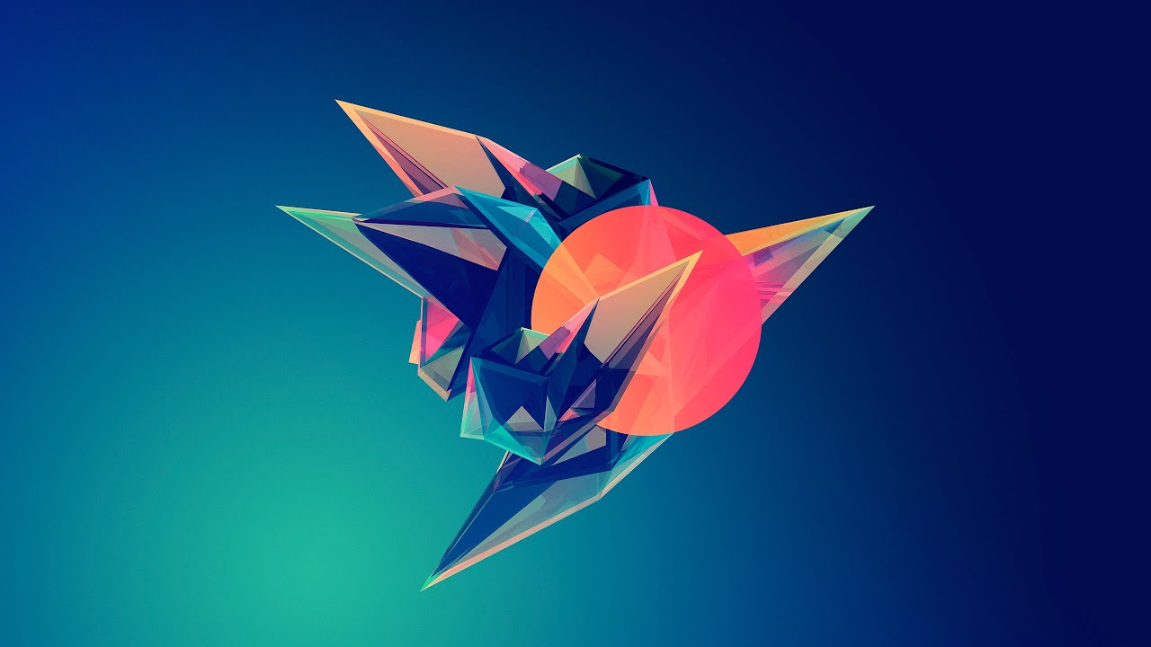 The Best Wallpapers You Can Get! (Justin Maller Facets)