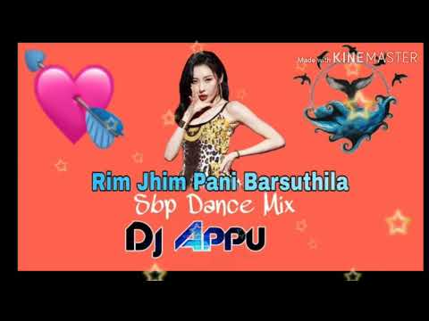 rim-jhim-pani-barsuthila-||-sbp-dance-mix-||-dj-appu---newodiadjsong