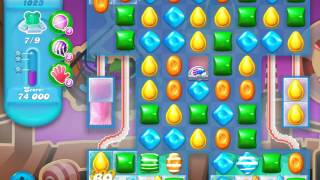 Candy Crush Soda Saga Level 1023 (buffed)