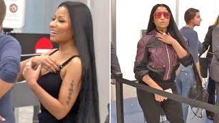 Nicki Minaj Says