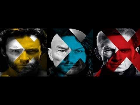 X-Men - Days of Future Past (Trailer Song) (John Murphy - Sunshine - Adagio in D Minor) (HD)