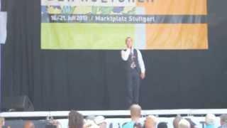 """Szabó István """"Canto Della Terra"""" Stuttgart 2013.juli.21"""