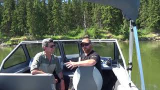 Get your jet boat now! Kingfisher 1775