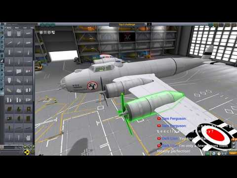 Jolly Roger Aerospace Live: Building the PFC 4 Top 5 Challenge