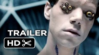 The Hybrid Official Trailer (2014) - Swedish Sci-Fi Thriller Movie HD thumbnail