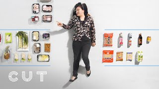 How a 1st Generation American Spends $100 on Groceries | Cut