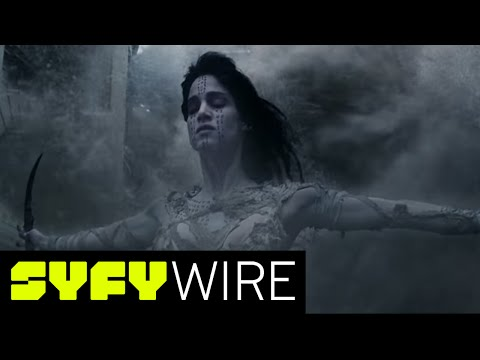 The Mummy Sneak Peek: The Women of The Mummy | Syfy Wire