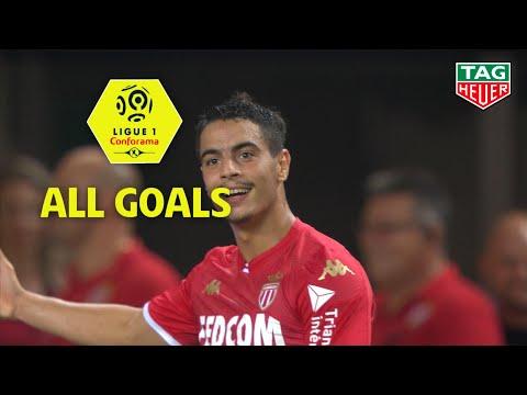 All Wissam Ben Yedder's Goals   season 2019-20   Ligue 1 Conforama