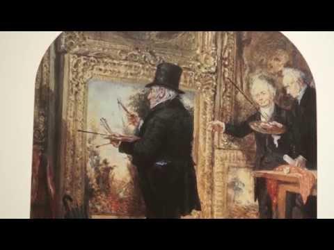 Уильям Тёрнер. Выставка знаменитого художника в Торонто.