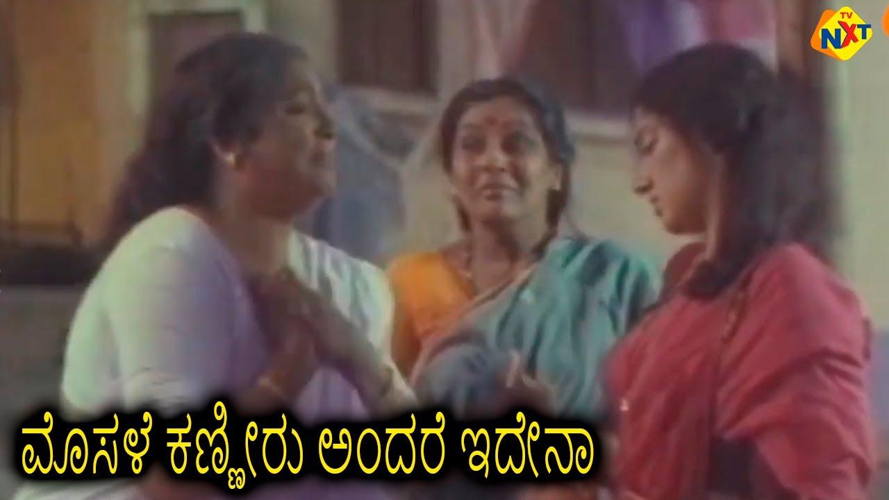 ಮೊಸಳೆ ಕಣ್ಣೀರು ಅಂದರೆ ಇದೇನಾ    Thavaru Beegaru    Saikumar, Lathashree    TVNXT Kannada