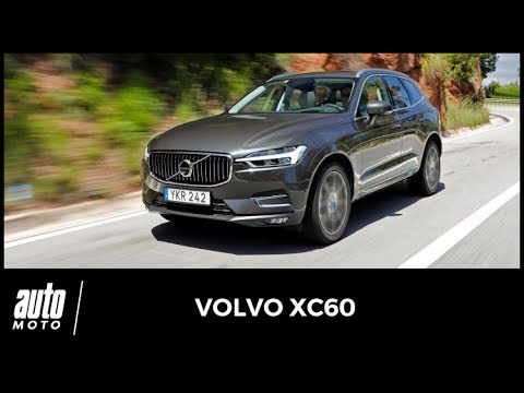 2017 volvo xc60 essai entre break et suv prix performances avis youtube. Black Bedroom Furniture Sets. Home Design Ideas
