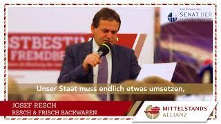 13. MITTELSTANDS-ALLIANZ-Unternehmerstatment: Endlich umsetzen!