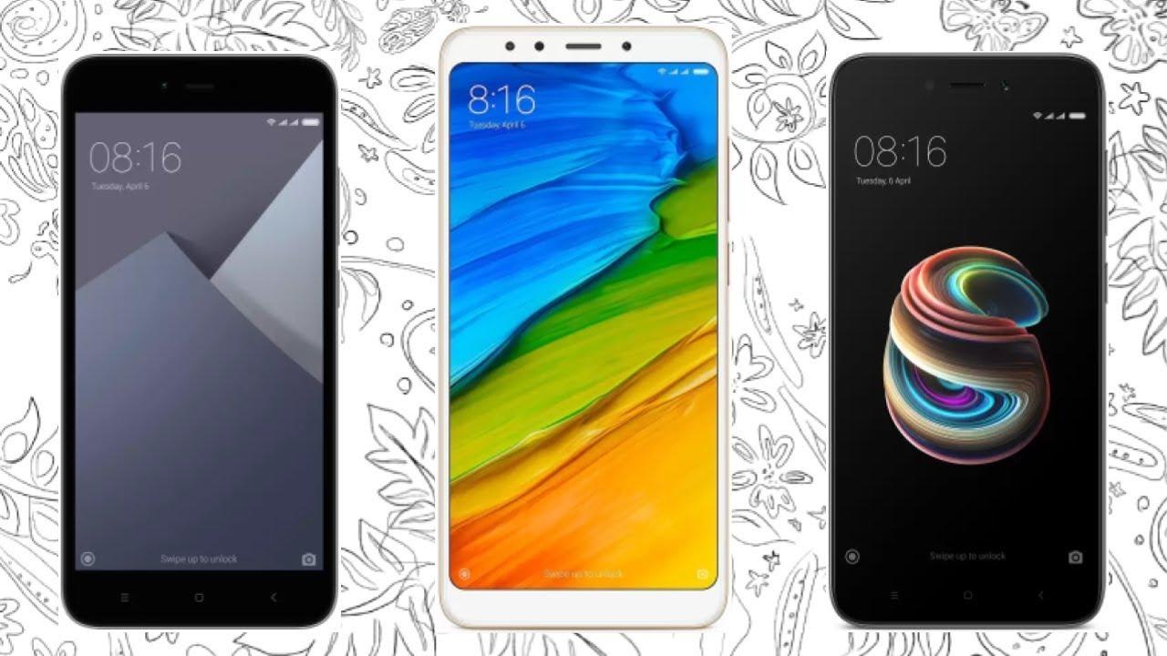 5 Hp Xiaomi Harga 1 Jutaan Terbaik 2018 Youtube