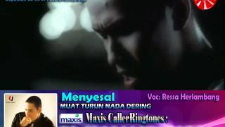 Ressa Herlambang - Menyesal (OST Tasbih Cinta) [Official Music Video]