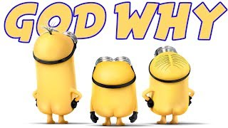 The Minion Movie Is Coming Back...