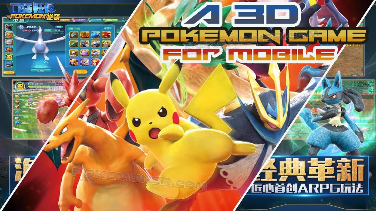 Pokemon Counter Attack - Pokemoner com