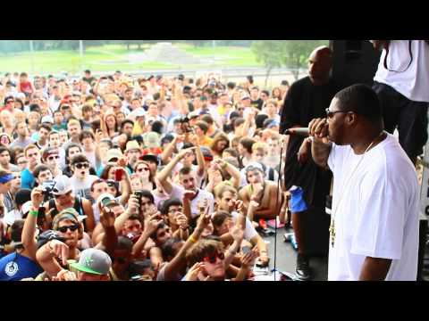 ZRO LIVE @ Free Press SummerFest Houston 2011