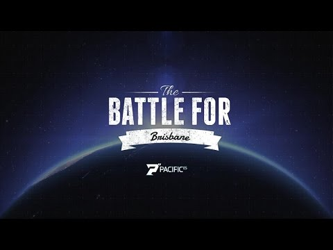 The Battle 4 Brisbane 2016 - Qualifiers 1 - Map 8 - Part A