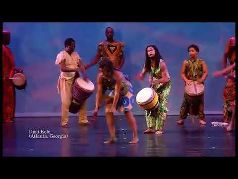 Djoli Kelen Florida African Dance Conference 2016