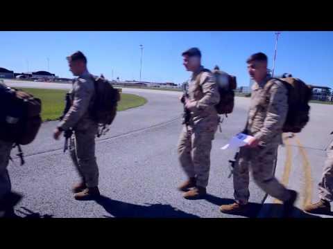 CBAF Marines head to Cuba