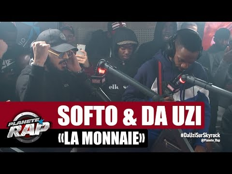 Softo 'La monnaie' ft DA Uzi #PlanèteRap