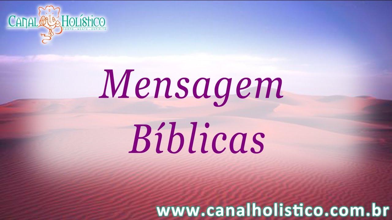 Mensagem Bíblica Para Acalmar O Coração: Mensagem Biblica