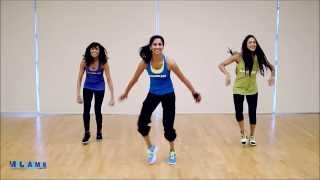 Cardio Routine Workout - Nagada Sang Dhol| Bombay Jam®