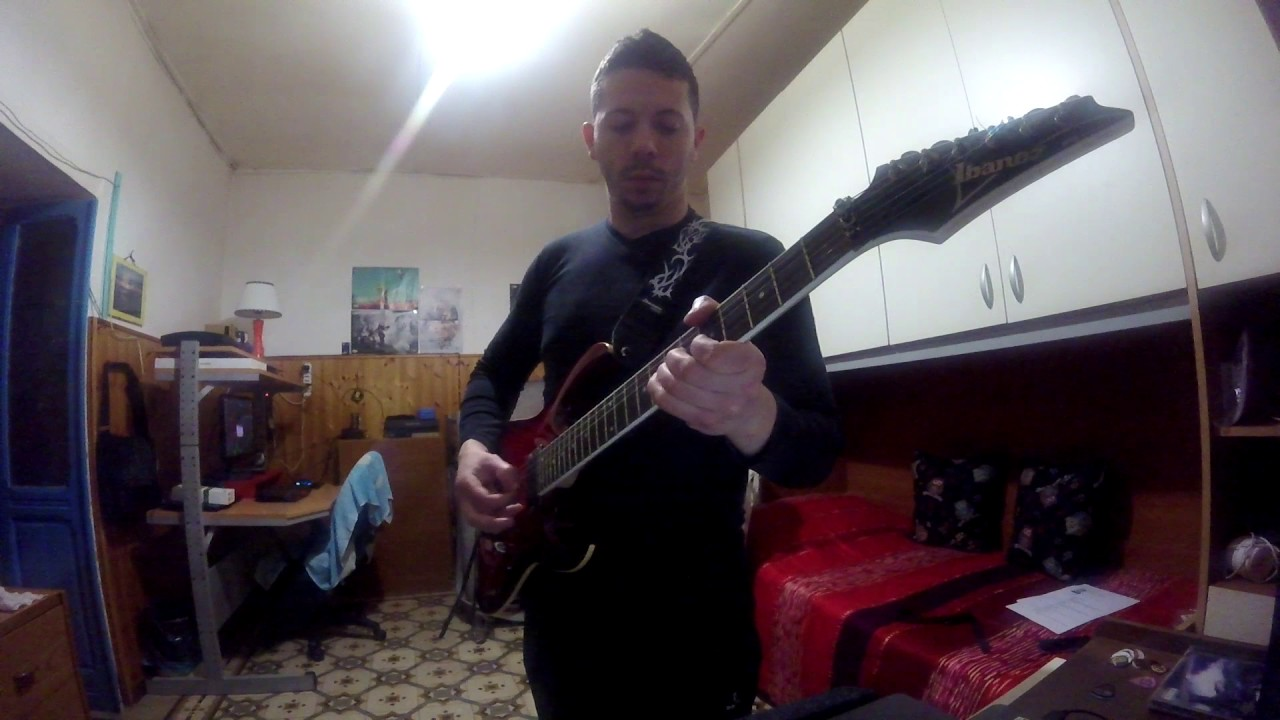 Smazzer Its Been Awhile Guitar Cover Staind Youtube