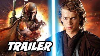 Star Wars The Mandalorian Trailer - Episode 1 Clone Wars Scene and Easter Eggs Breakdown