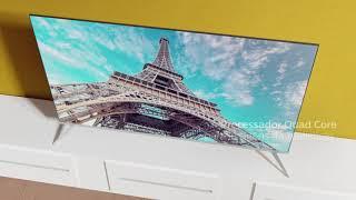 Novas TVs Philips 4K com tecno…