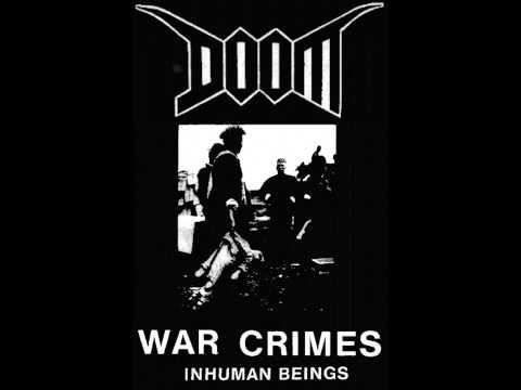 Doom - war crimes (inhuman beings)