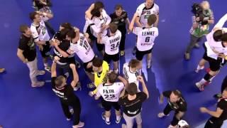 Handball EM 2016 - Die Schlussminuten mit dem grenzenlosen Jubel (ARD 31.01.2016)