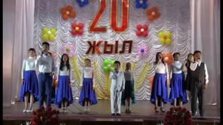 "Кара-Балта 17 июня 2017 г. Концерт ""Соловушек"""
