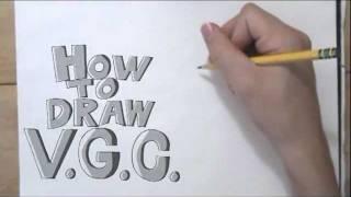 How to Draw Espio the Chameleon (Sonic Heroes)