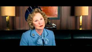The Iron Lady - Official Movie Trailer [HD]