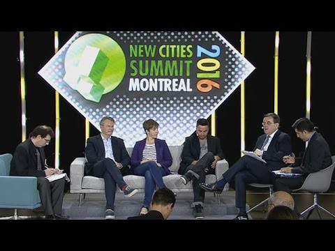 NewCities Summit 2016 - Small Business Cities