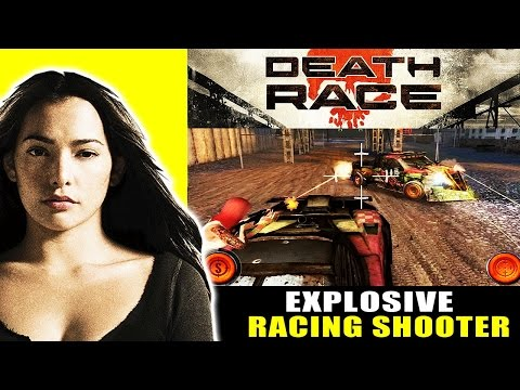 Death Race The Game : Epic Car Action Shooting (ios Gameplay)