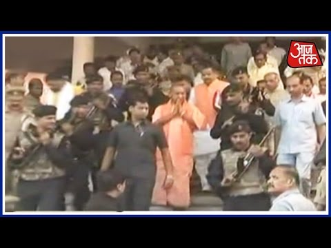India 360: Yogi Adityanath Visits Wholesale Market To Inspect Wheat Prices In Bundelkhand