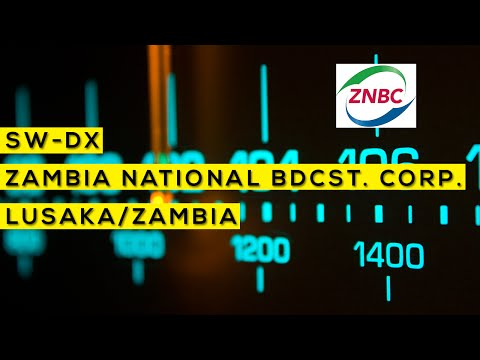 Zambia National Broadcasting Corporation - Lusaka/Zâmbia