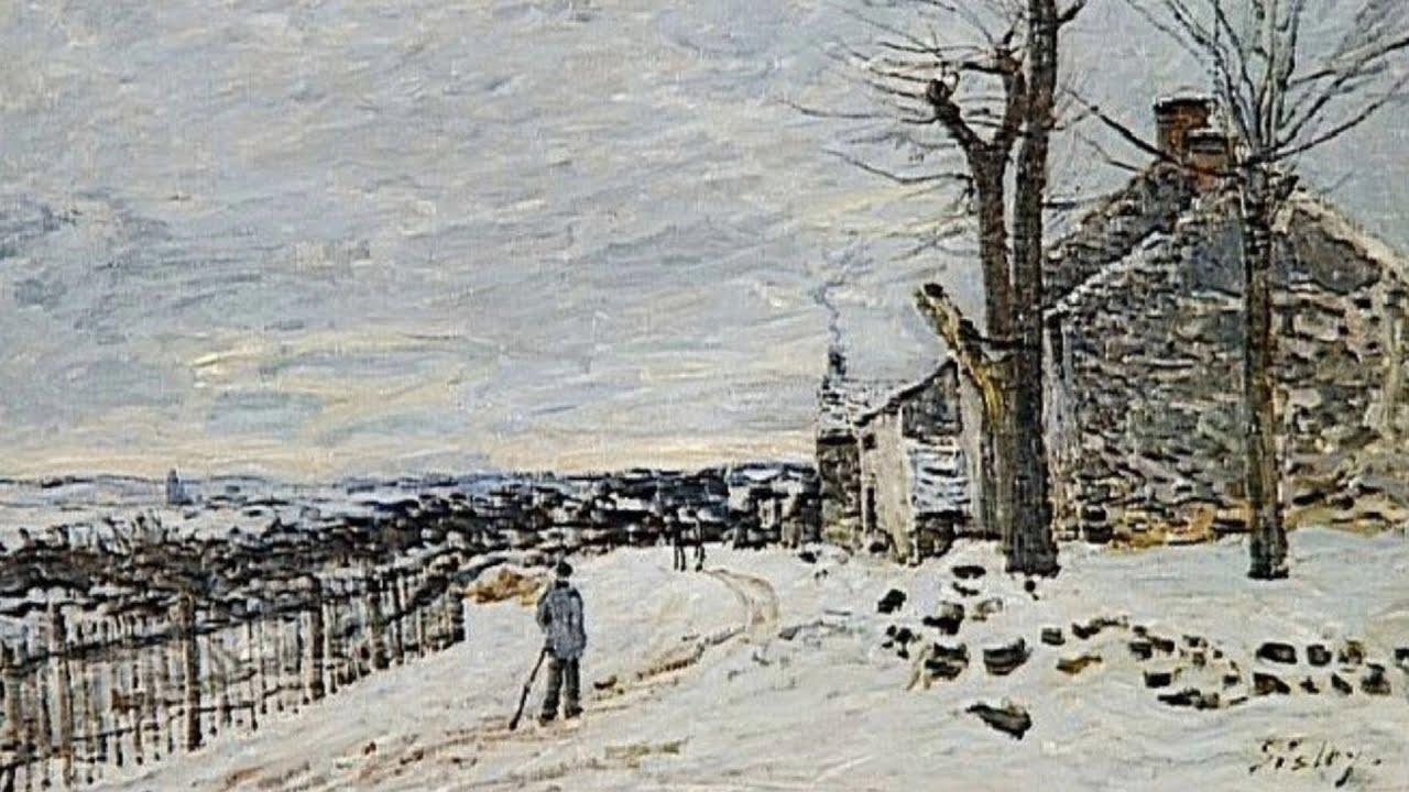 Αποτέλεσμα εικόνας για Des pas sur la neige