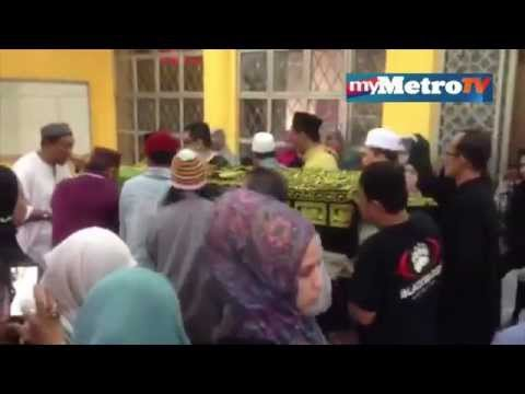 Allahyarhamah Seniwati Mariani selamat dikebumikan