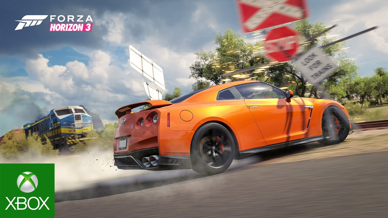 Forza Horizon 3 is free to play on Xbox One consoles this