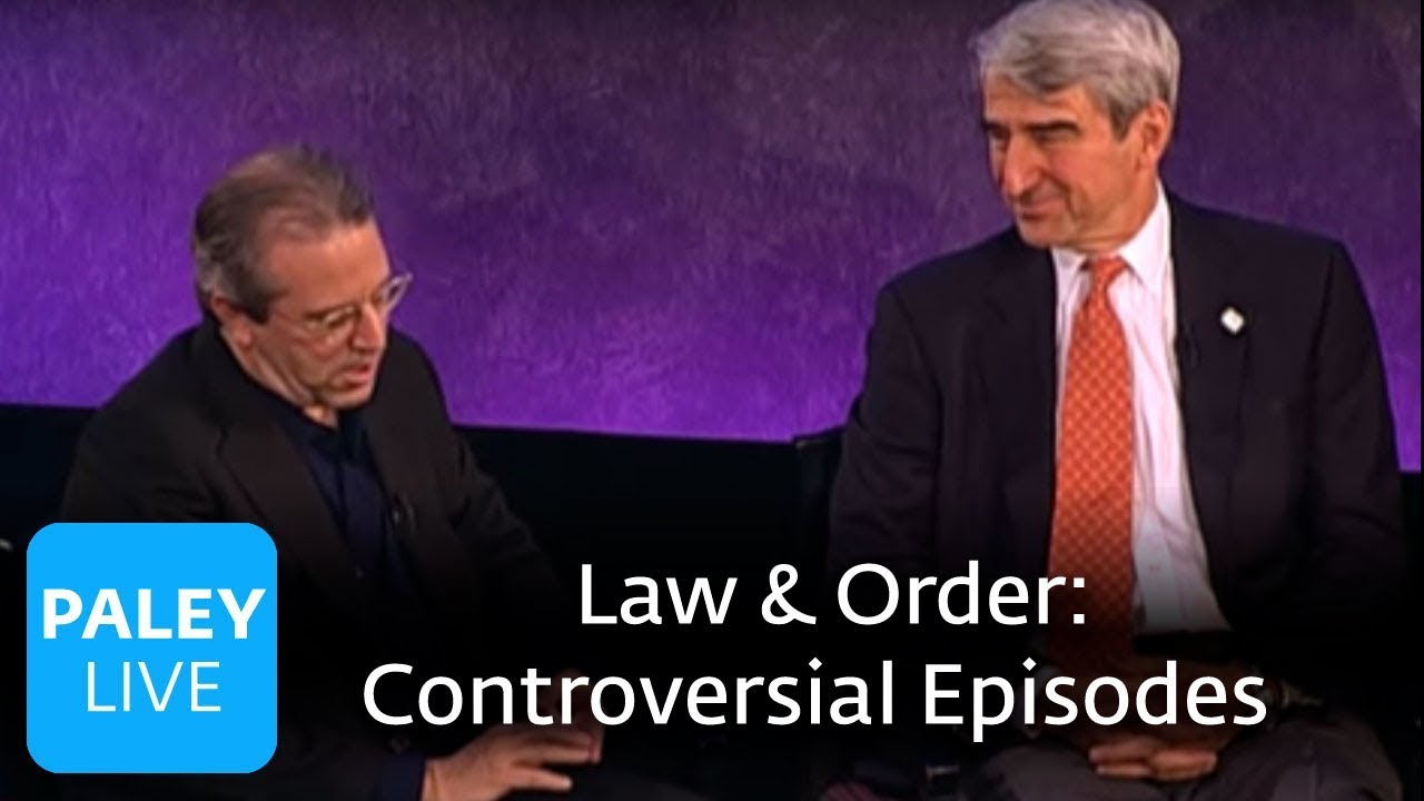 Download Law & Order:20 Years- Most Controversial Episodes (Paley Center Interview)