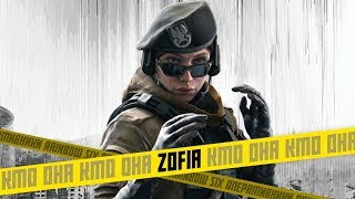 Zofia Подробный Обзор - Rainbow Six Siege