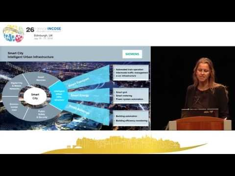 IS2016 - Wednesday Keynote - Julie Alexander - 26th INCOSE International Conference