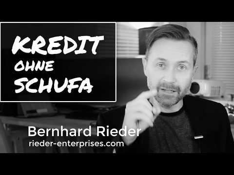 Kredit Ohne Schufa Abfrage Und Bonitätsprüfung Beantragen  - 10 Fakten