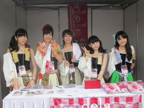 Japan Festival in VietNam (Dela-Japanese Angels)