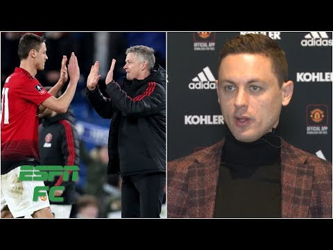 Man United's Nemanja Matic talks FA Cup, Ole Gunnar Solskjaer's impact & more | Premier League