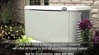Standby Generators | Installed | Huntingtown MD