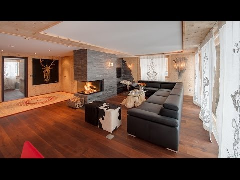 High Seven Jewel - Luxury Ski Chalet Zermatt, Switzerland